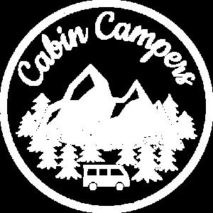 Cabin campers logo