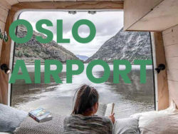 Oslo Airport location