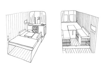 Cabin eight - Lars