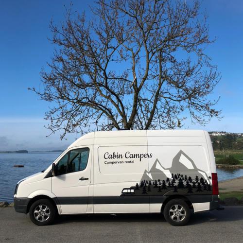 Cabin Campers | Unique Campervan Rental Norway | RV Rental Oslo